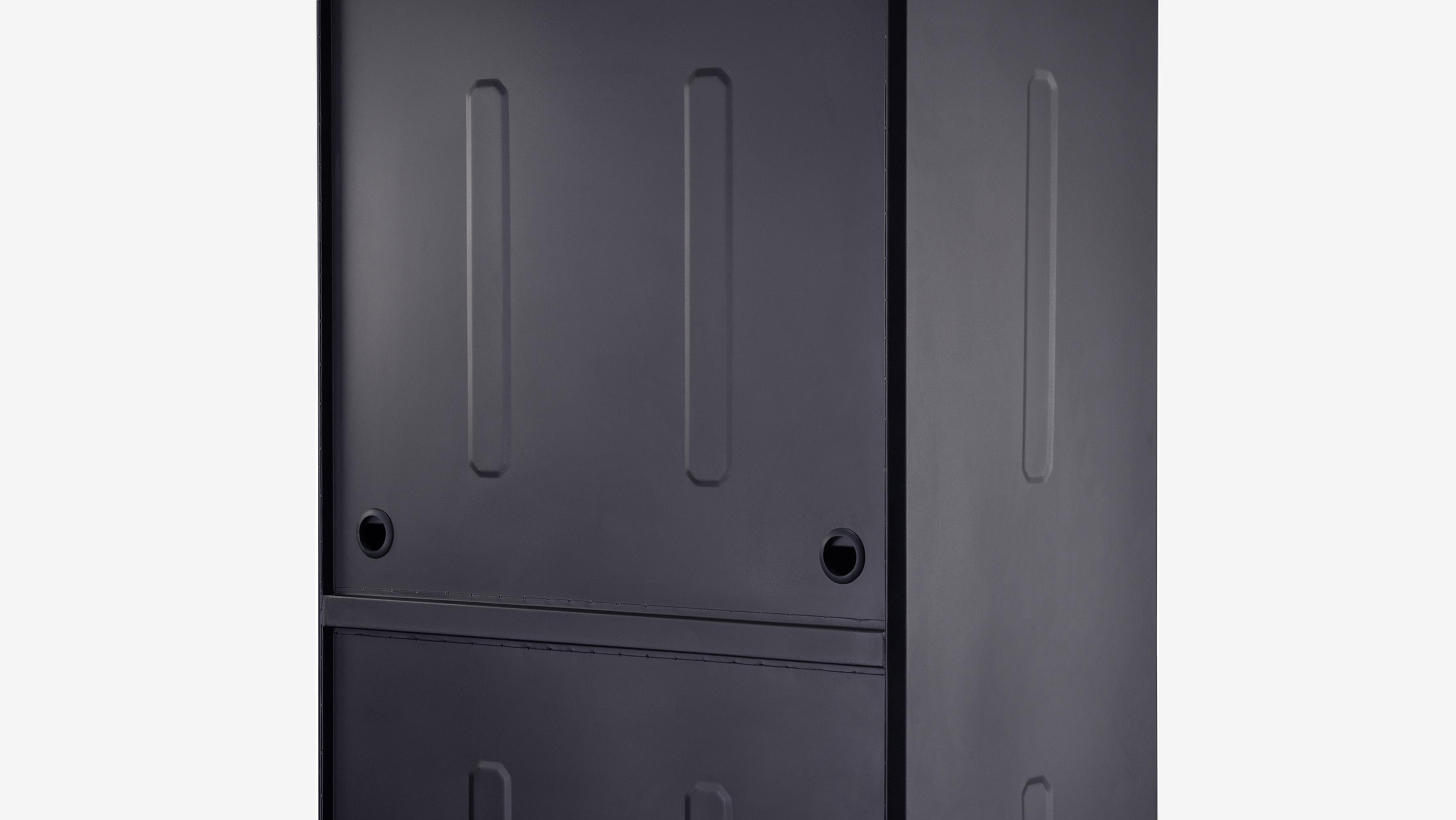 Cabinet Steel Welded Reinforced Frame